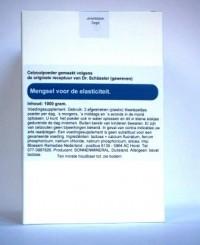 Celzoutenmengsel voor elasticiteit 1000 gr